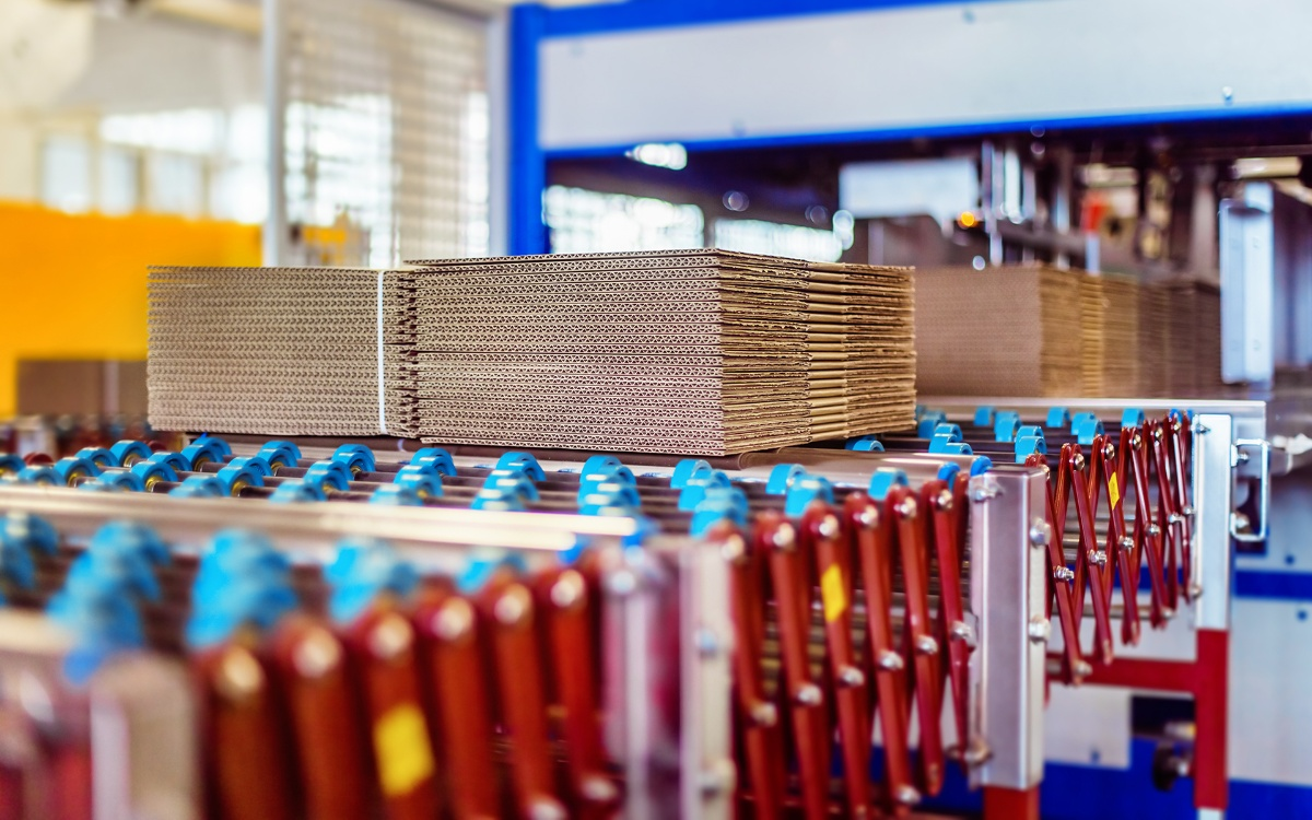Corrugator Scheduling-Integrated Solution
